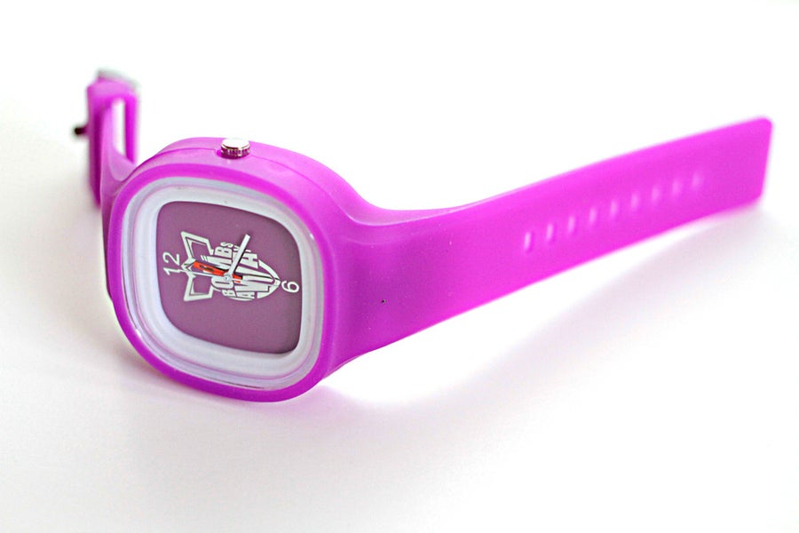 Image of BOMB AWAY WATCH - PURPLE!
