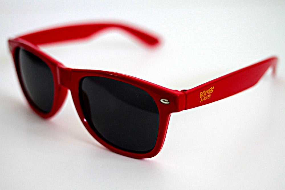 Image of Bombs Away Sunnies - RED