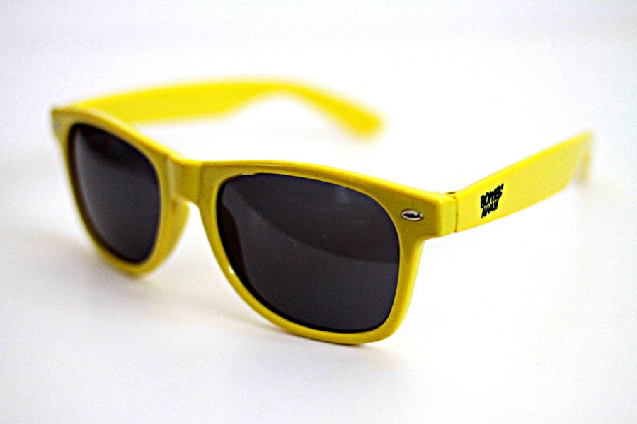 Image of Bombs Away Sunnies - YELLOW