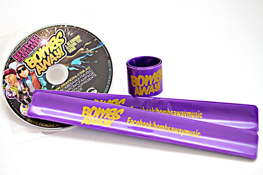 Image of Bombs Away FREE CD
