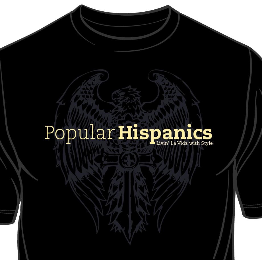 Image of Popular Hispanics T-Shirts