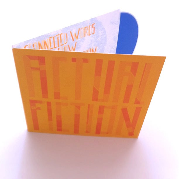 Image of THE PATRIOTIC SUNDAY - 'Actual Fiction' (CD)
