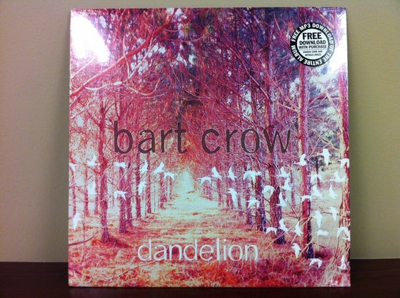 Image of BC Limited Edition Dandelion Vinyl
