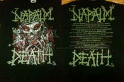 Image of NAPALM DEATH 2011 Tour Shirt