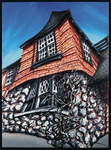 Image of Glenlyon Norfolk School II Original Painting