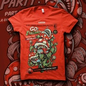 """Image of """"Piranha Party SMALL"""" - T-shirt"""