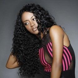 chichichic luxury virgin brazilian tight curly hair