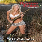 Image of 2012 Hunting and Fishing Calendar