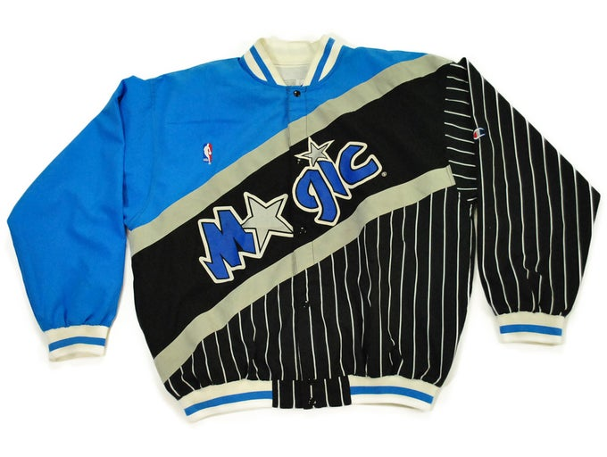 Image of Orlando Magic Authentic Warm-up Jacket (1992-1993)