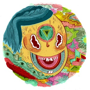 """Image of MZO! 7"""" Picture Disc 2012"""