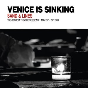 "Image of Venice is Sinking ""Sand & Lines"" LP"