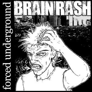 Image of 'Forced Underground' CD
