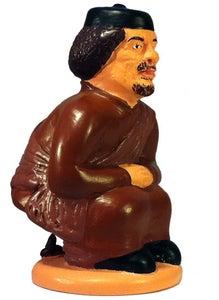 Image of Caganer Gaddafi