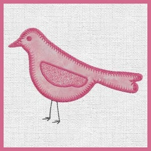 Image of GO!™ Birds Applique