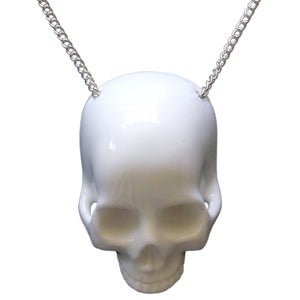 Image of Skull Necklace (Plain)