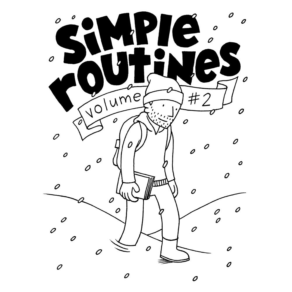 """Image of JP Coovert """"Simple Routines Volume 2"""""""