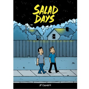 "Image of JP Coovert ""Salad Days"""
