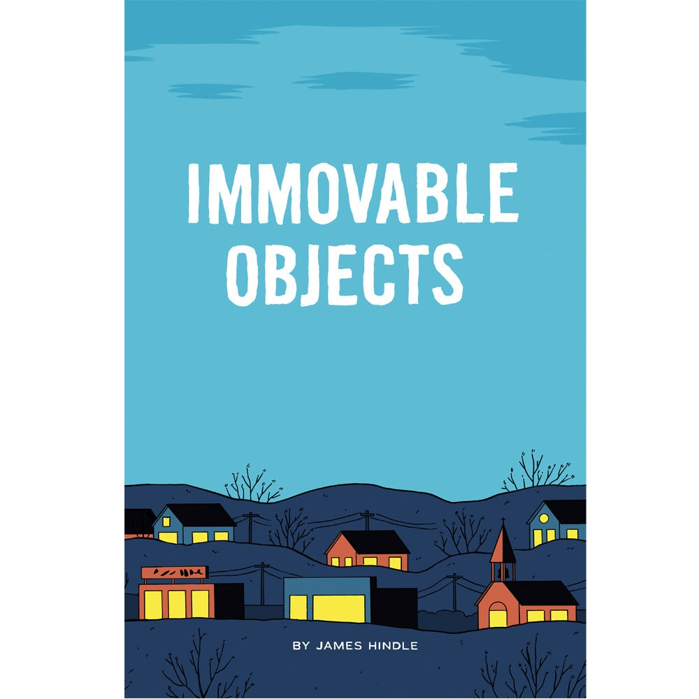 """Image of James Hindle """"Immovable Objects"""""""