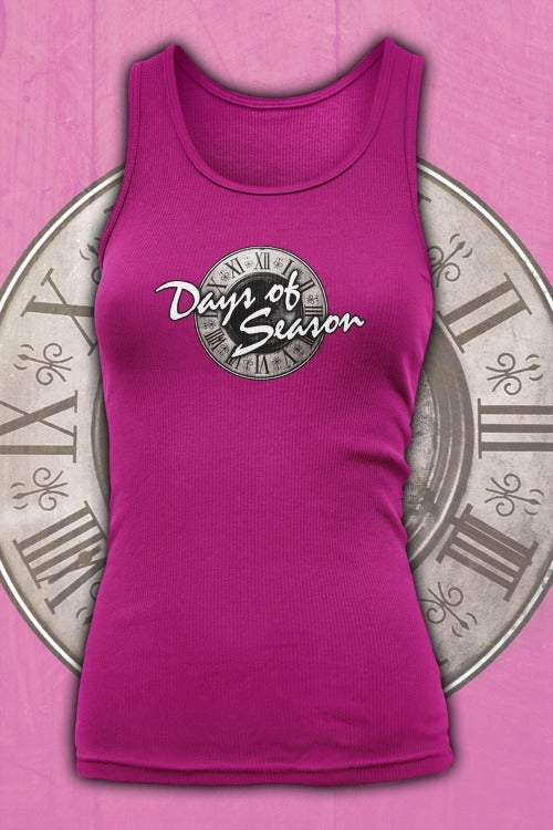 Image of Time Ladies Tank Top