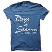 Image of Blue DOS T-shirt