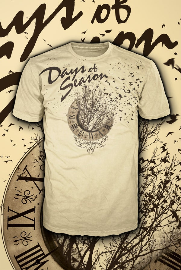 Image of Distorted Time T-shirt
