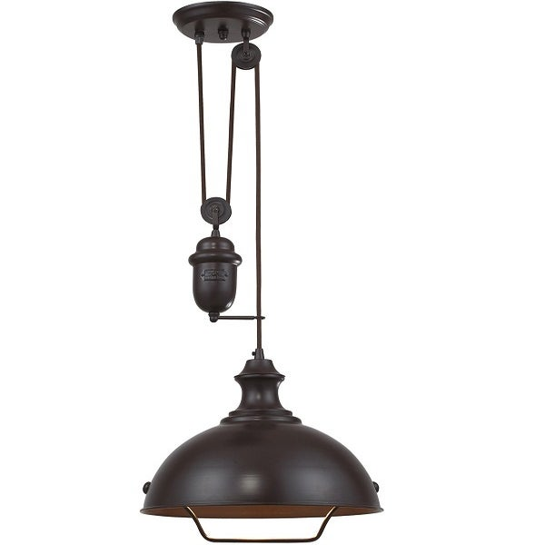 Image of Farmhouse Adjustable Pendant