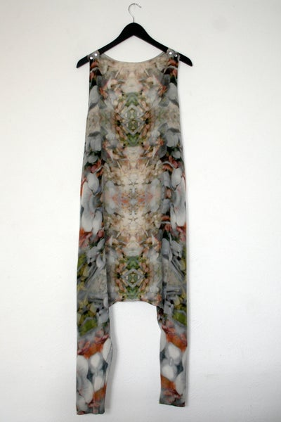 Image of Floral Jumpsuit