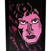 Image of GENESIS KHAN JJ Totalitarian Burnel Canvas (The Stranglers)