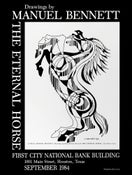Image of Eternal Horse Poster