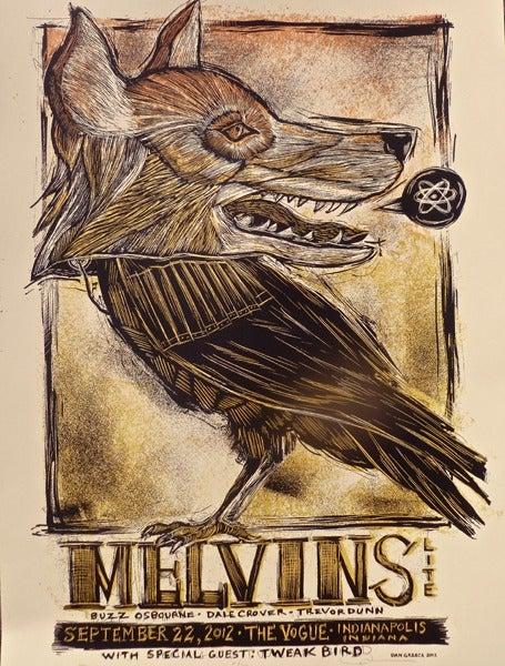 Image of Melvins Lite, Indianpolis