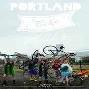 Image of Portland Bike Girls Calendar Academic Year