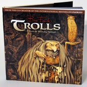 Image of Trolls by Brian Froud (Signed)
