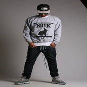 Image of (Pre Winter Sale)| NDK International Crewneck| Free Shipping
