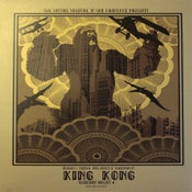 Image of King Kong Silkscreen Poster
