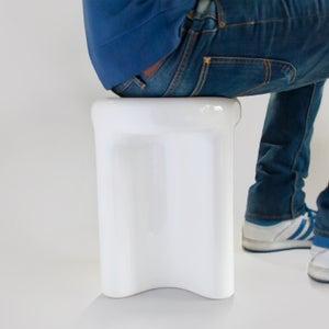 Image of Ceramic Stool- Ceramiko