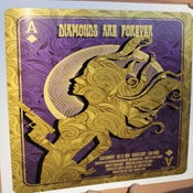 Image of Diamonds Are Forever Silkscreen Poster