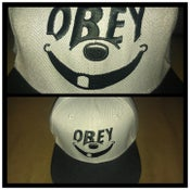 Image of OBEY(GET SILLY-GREY)