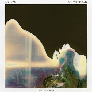 Image of INF-006: So Cow/Squarehead - Out of Season LP