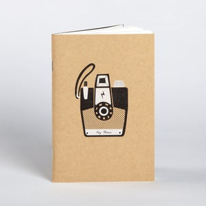 Image of Camera Mini Book