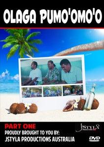 Image of OLAGA PUMO'OMO'O DVD - TOP SELLER * FREE DELIVERY