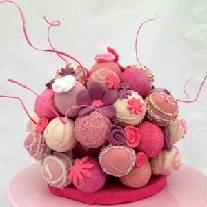 Image of Cake Pop Arrangements