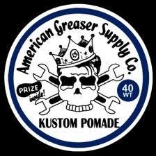 Image of 40Wt. Kustom Pomade 4oz. Tin Cans