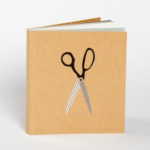 Image of Scissor Skecthbook