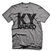 Image of KY Raised in Charcoal & Black