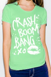 Image of CBB Lime Kiss Girls Tshirt