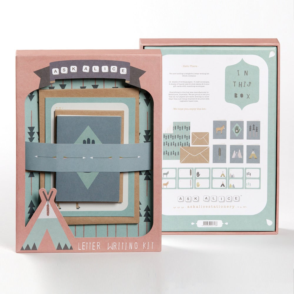 Image of Letter Writing Kit