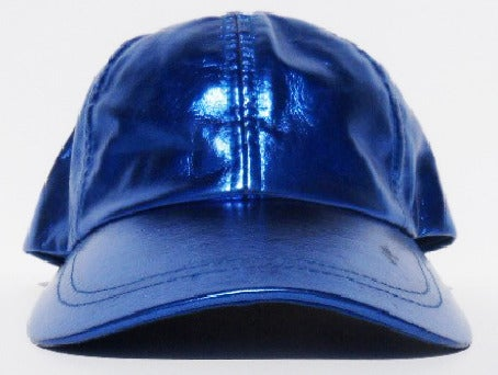 Image of Dragonfly Cap - Metallic Blue