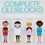 Image of Olliblocks - Complete Set PDF