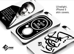 Image of #SKIN5 Iphone5 cover - CREATIVE series