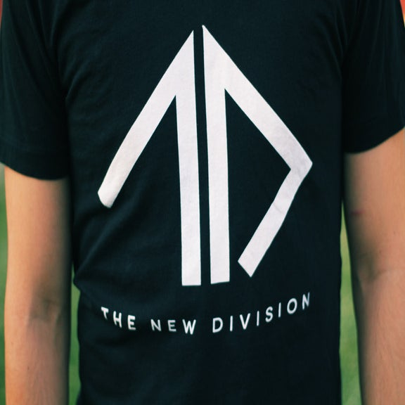 Image of TND Logo BLACK Shirt